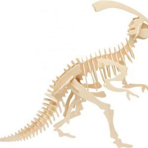 Träpussel Parasaurolophus