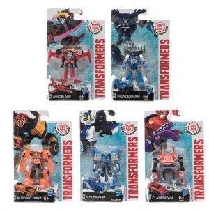 Transformers Robots In Disguise Legion Hahmolajitelma