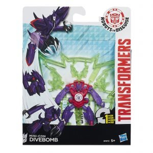 Transformers Robots In Disguise Minicons Lajitelma