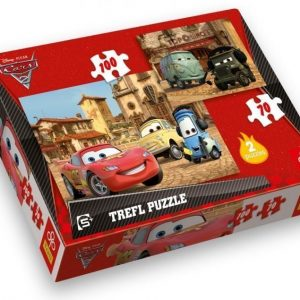 Trefl Palapeli Disney Pixar Cars 2 70/100 palaa