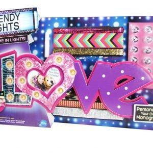 Trendy Lights Love Koristesarja