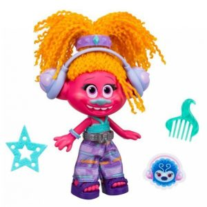 Trolls Fashion Doll Dj Suki Nukke