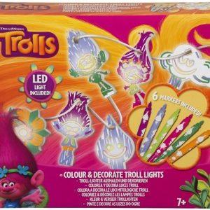 Trolls Tee itse LED-valoketju