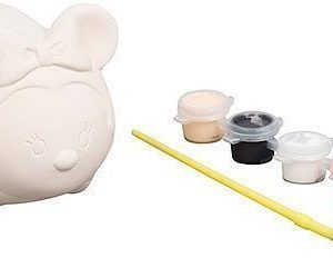 Tsum Tsum Paint Your Own Figure Minnie Mouse
