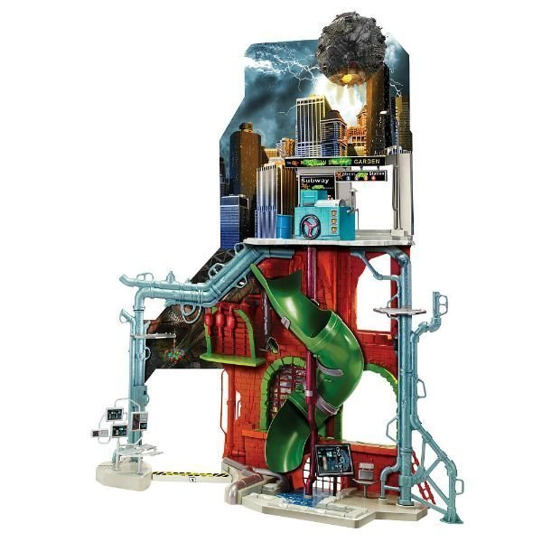 Turtles Movie Lair Playset