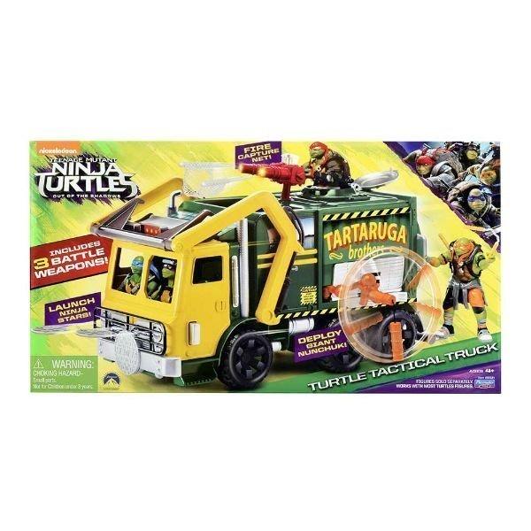 Turtles Movie Roska-auto