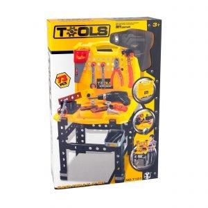 Työkalupöytä 38 X 34 X 68 Cm