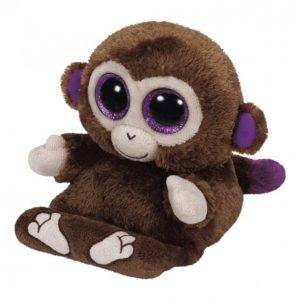 Ty Chimps Peek-A-Boos Monkey Pehmo