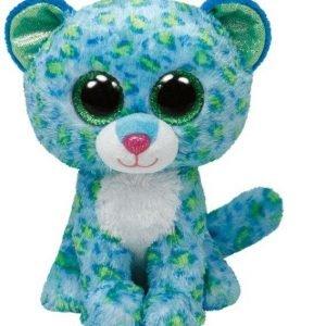 Ty Leona Blue Leopard Pehmoeläin
