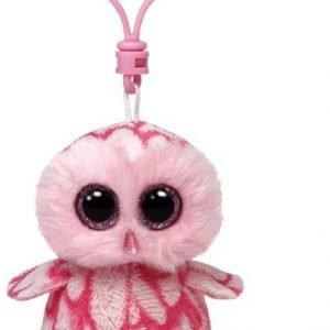 Ty Pinky Barn Owl Clip Pehmoeläin