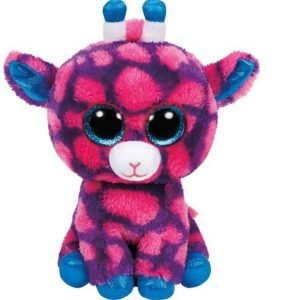 Ty Sky High Pink Giraffe Medium Pehmoeläin