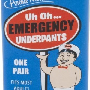 Uh Oh Emergency Underpants
