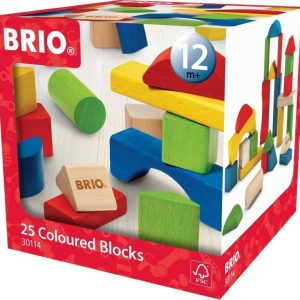 Värikkäät palikat Brio