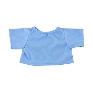 Vaaleansininen T-paita 40 cm