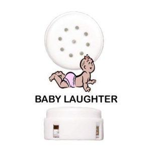 Vauvan nauru äänitehoste