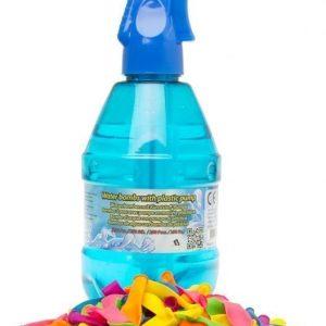 Vesi-ilmapallot pumpulla 250-pack