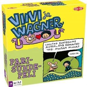 Viivi Ja Wagner Parisuhdepeli