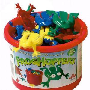Viking Toys Sammakkopeli 12 Sammakkoa