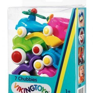 Viking toys Minimenopelit Pastelliväri 7 kpl