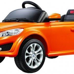 Volvo C30 Sähköauto Oranssi
