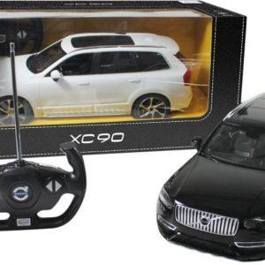 Volvo XC90 Radio-ohjattava auto Musta 1:14