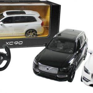 Volvo XC90 Radio-ohjattava auto Valkoinen 1:14