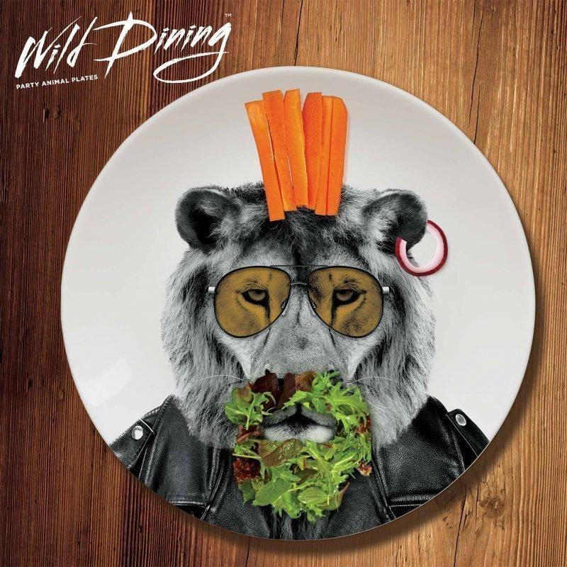Wild Dining Dinner Time Panda