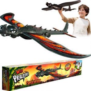 Wild Dragons Speed Fire