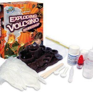 Wild Science Tutkimuslaatikko Tee tulivuori!