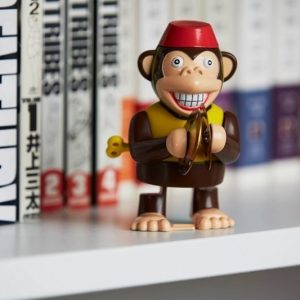 Wind up Monkey