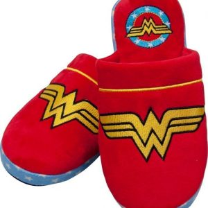 Wonder Woman Slippers 35-38