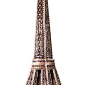 Wrebbit 3D Puzzle Eiffel Tower
