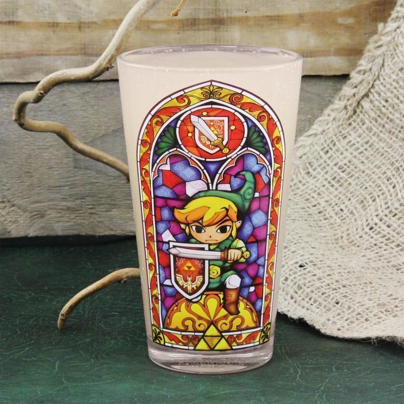 Zelda Link´s Glass