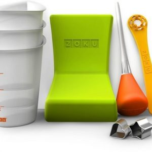 Zoku Quick Pop Tools Set