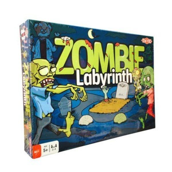 Zombie labyrintti