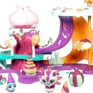 Zoobles syntymäpäivä leikkisetti