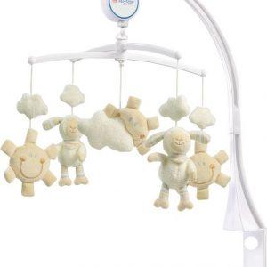 babyFEHN BabyLove Sänkyyn kiinnitettävä mobile Lammas