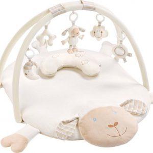 babyFEHN BabyLove Vauvajumppa ja tyyny Lammas