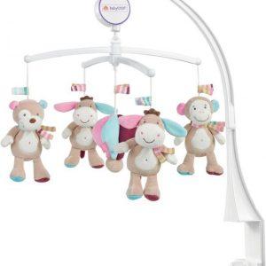 babyFEHN MonkeyDonkey Sänkyyn kiinnitettävä mobile Aasi
