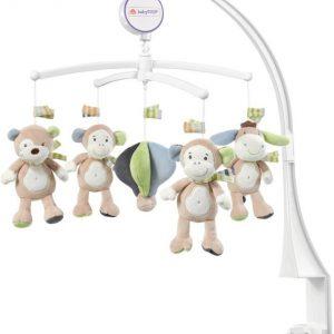 babyFEHN MonkeyDonkey Sänkyyn kiinnitettävä mobile Apina