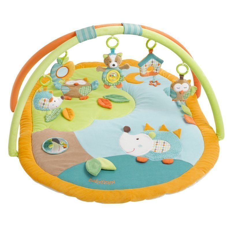 babyFEHN Sleeping Forest Vauvajumppa