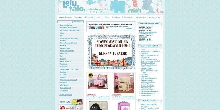 Lelutalo.fi